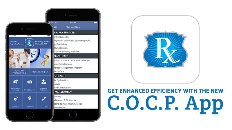 Get Enhanced Efficiency with the New C.O.C.P. App